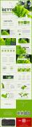 自然·墨迹·时尚·大气·商务模板01示例8