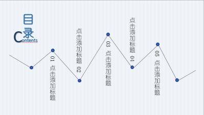 【日式简洁实用风商务汇报总结ppt模板】-pptstore