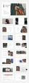 【RESUME】大气画册,艺人展示,个人介绍示例3