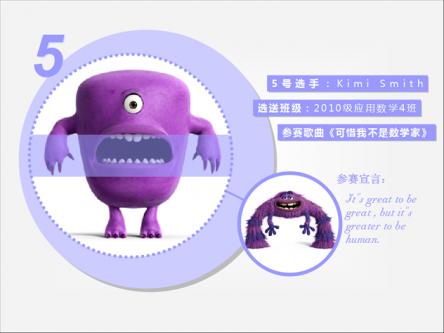 【动态卡通人员介绍ppt模板】-pptstore