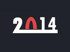 2014年高端红黑扁平多用途商务汇报PPT汇报模板