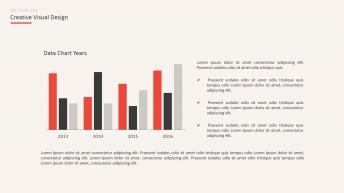 【轻设计 07】红黑极简,端庄秀丽,实用报告示例6