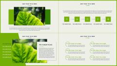 自然·墨迹·时尚·大气·商务模板01示例5
