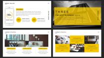 【耀你好看】黑黄画册级别商业计划书6示例7