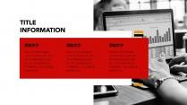 「简。」黑黄/黑红极简暗黑商务风8示例4