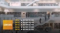 【黄白极简】图文混排在线教育商业合作方案示例3