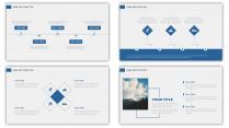 【轻设计】简约但实用的商务素色模板12示例4