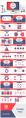 红蓝简雅—高端商务总结PPT【含四套】示例3