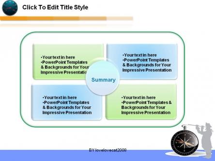 【简洁商务风-通用-年度总结-工作汇报模板ppt模板