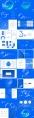 【赵小怪の白日梦】炫蓝互联网科技风PPT模板示例8