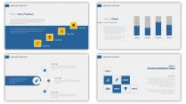 【轻设计】简约但实用的商务素色模板12示例6