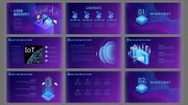 AI人工智能区块链物联网科技智能信息智慧城市示例3