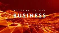 创意金色高品质工作总结工作计划商务汇报模板