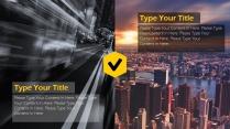 【年度报告】欧美风城市系列简约大气PPT模板示例7