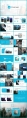 【圓角】輕陰影商務風格模板示例6