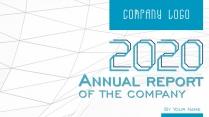 2020年度簡約公司項目總結報告