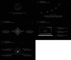 【炫酷 动态 星空】酷炫科技感的星空商务报告示例4