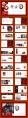【杂画疯】日式朱红简约杂志模板20示例3
