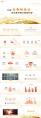 金融科技云计算橙红模板示例4