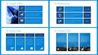 【Win8 Metro】公司产品服务项目等商务介绍示例7