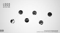【完美演示】动态灰色简洁汇报展示商务PPT模板示例3