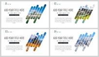 【四时充美】大气欧美画册风通用商业汇报