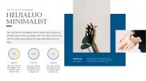 【日式大理石】视觉典雅干净轻松水彩高级多用途模版示例5