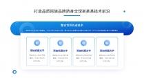 【商务】白蓝扁平化超实用主义通用模板11示例7