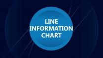 【信息图】科技风线条框架实用信息图2
