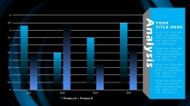 【科技蓝光】欧美简约实用商业计划书项目报告示例6