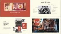 【复古风】欧美复古风商务企业介绍创意模板01
