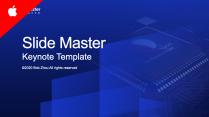 简美细腻质感商务高端Keynote模板31