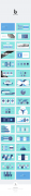 【藍色商務】5套高品質藍色系動態合集示例3