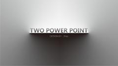 【这个光效上档次】极简品质感高端系列二示例2
