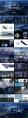 【深蓝山峰】黑紫色山峰简洁大气欧美商务计划年终模版示例8