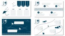 【和风】简约小清新日式风格PPT模板示例6