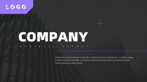 【商务】黑色紫色总结汇报&公司介绍工作通用模板40