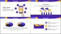 【商务中国】创意插画公司企业工作总结汇报PPT示例4