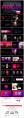 暗黑模式高端视觉化简约商务通用PPT-02示例5