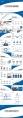 蓝色扁平大气年终总结通用模板4套合集(附教程)示例4