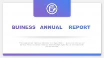 蓝紫扁平—高端工作总结计划商务PPT