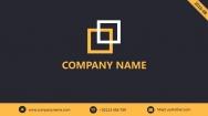 【经典·精致】黄黑经典企业介绍/品牌推广PPT模板