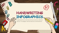 Notepaper彩色手绘风格卡通教育模