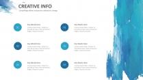 创意水墨蓝总结报告工作计划商务策划模板示例7