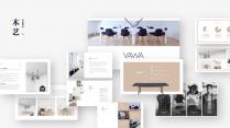 【视觉设计】木艺《Vawa》示例2