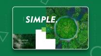 【极简主义11】上帝不小心打翻绿色颜料盘&航拍杂志