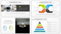 【设计感】清新简约杂志风PPT模板7示例5
