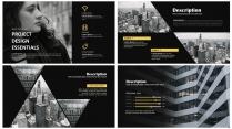 商务 多图 版式 # 欧美视觉时尚模板示例7