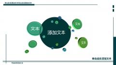 【壹弹发布】军绿色高端深度商务模版(多图表)示例7