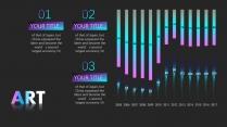 【渐变蓝紫】高端大气色块商务报告策划模板示例6